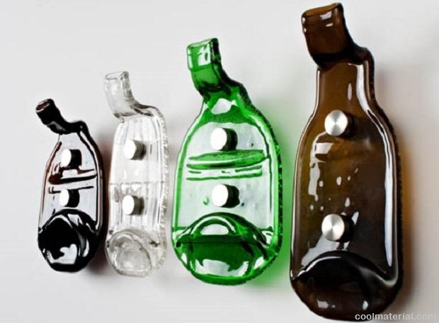 Bottles Coat Hooks