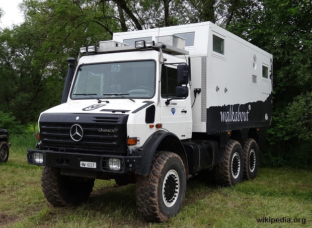 EMP-cars unimog