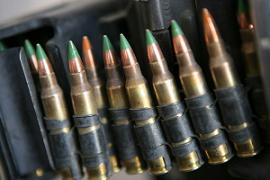 gun ammuntion