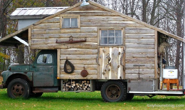 John Mitchell's House Truck Dream
