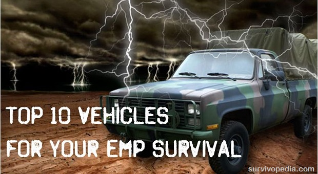 Cars would survive emp attack 2014