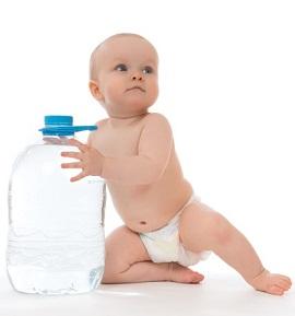 Baby water needs