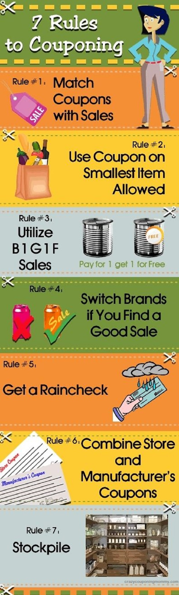Buying with coupons