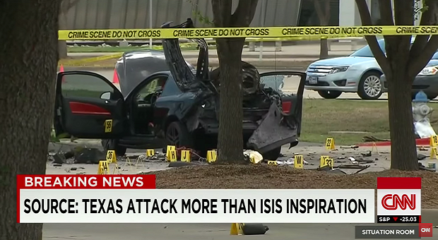Isis attack in Texas