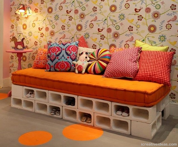 Wooden Blocks To Raise Furniture Designs