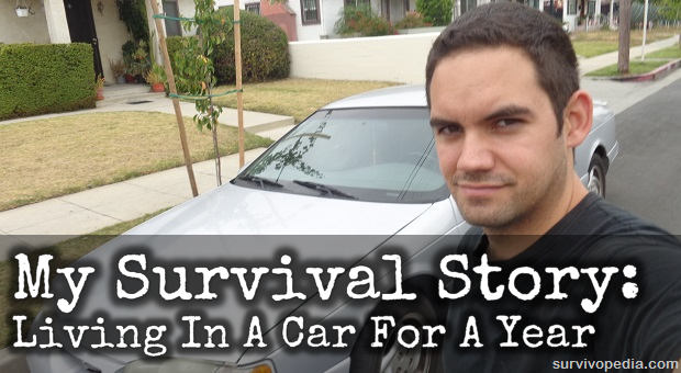 surviving in a car