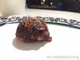 Pemmican ball