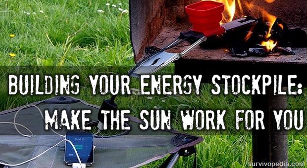 Energy stockpile