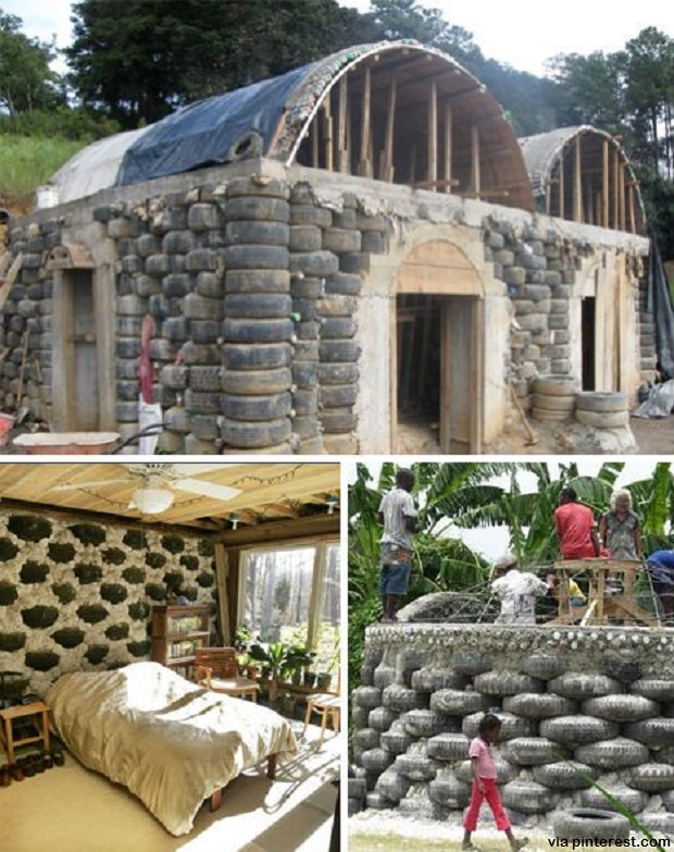 Tires house
