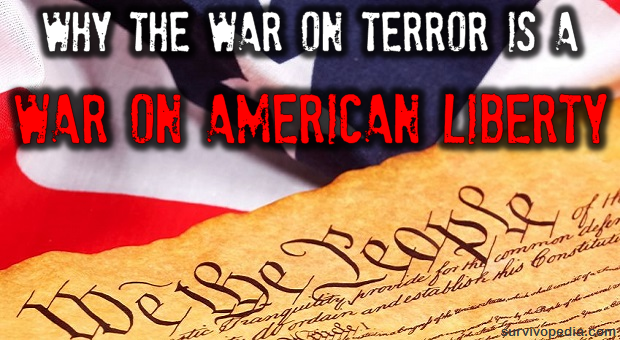 war on american liberty