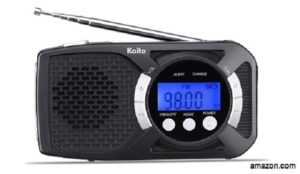 Top 5 Emergency Survival Radios