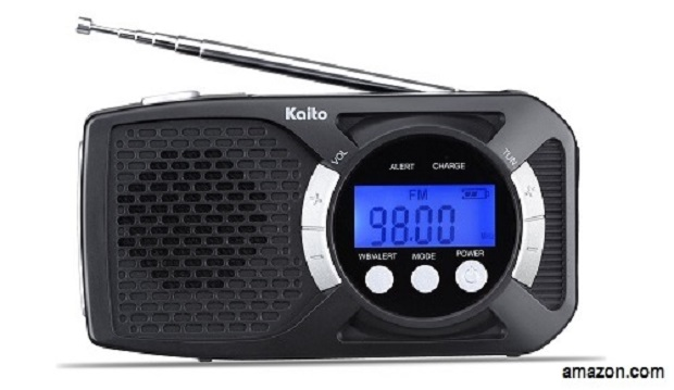 Top 5 Emergency Survival Radios | Survivopedia