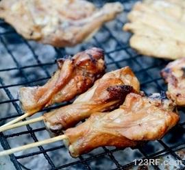 rare chicken
