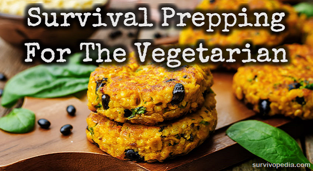 Vegan Prepping