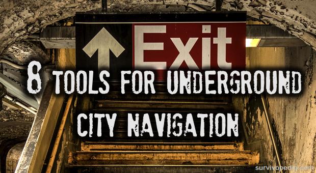 Underground Exit