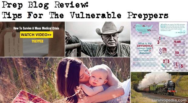 prep blog review