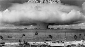 The Nuclear Holocaust: How To Survive One Second After