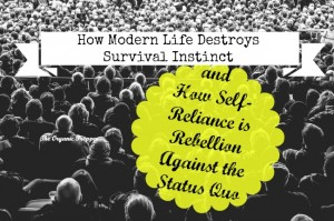How-Modern-Life-Destroys-Survival-Instinct