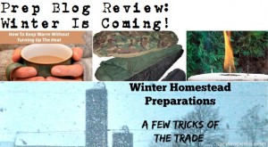 Prep Blog Review: Winter Is Coming