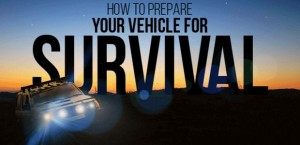 How To Prepare Your Vehicle For Survival