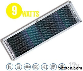 Brunton Sollar Roll 9w