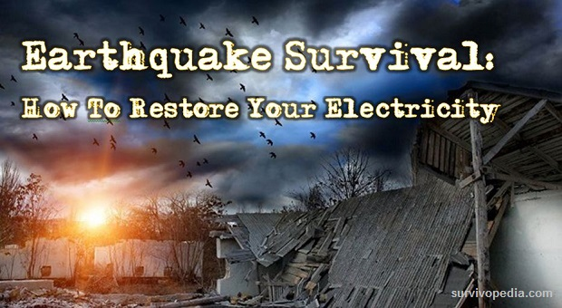 Survivopedia earthquake