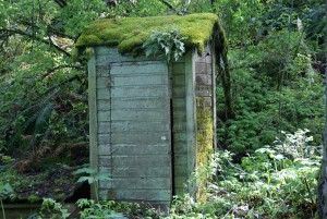Survival Projects to Study This Winter: DIY Outhouse