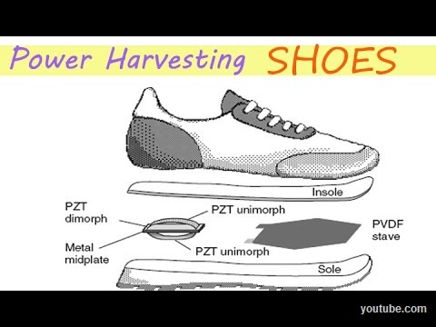 power shoes