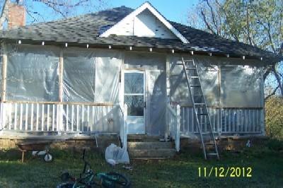 Homestead insulation