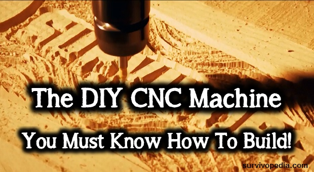 how to build cnc machine