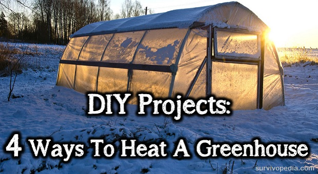Heat greenhouse