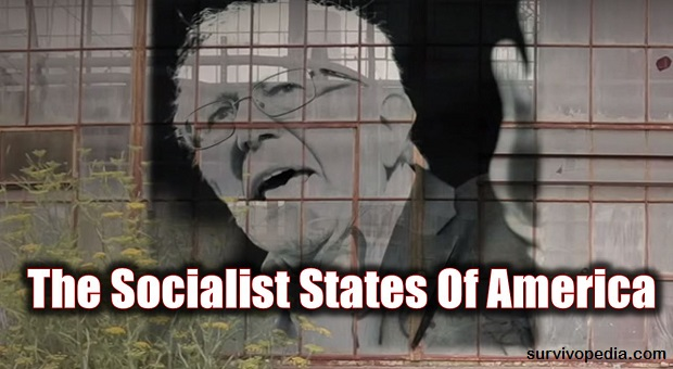 Survivopedia: The Socialist States Of America