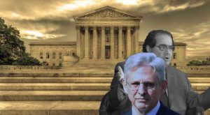 Merrick Garland For Scalia's Place In Supreme Court?