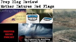 Prep Blog Review: Mother Nature's Red Flags