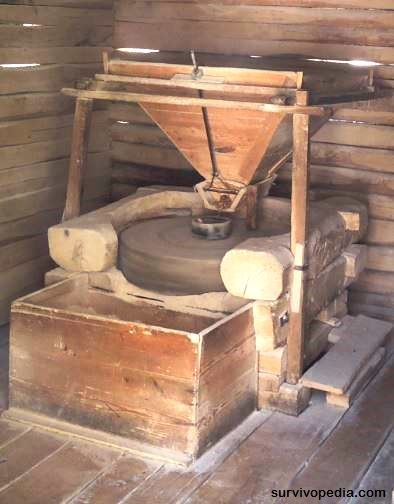 small mill