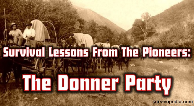 the survival of the donner party essay Famous examples include the ill-fated westward expedition of the donner party cannibals were exempt from seafarers resorting to cannibalism for survival.