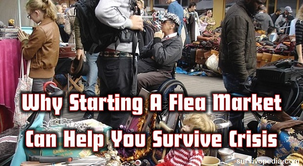 Survivopedia starting a flea market