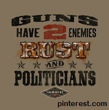 guns and rust