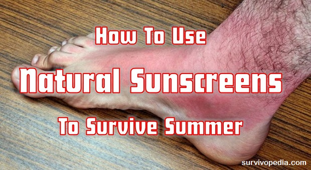 Survivopedia natural sunscreens