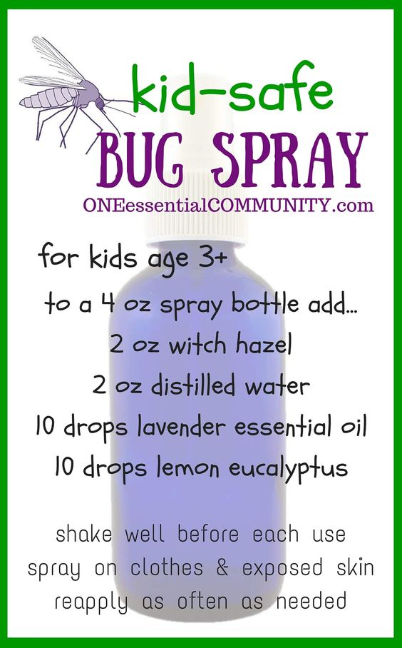 bug spray