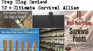Prep Blog Review: 32+ Ultimate Survival Allies