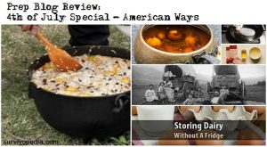 Prep Blog Review: 4th of July Special – American Ways