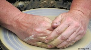 How To Throw Pottery On A Potter's Wheel