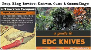 Prep Blog Review: Knives, Guns and Camouflage