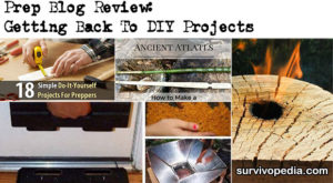 Prep Blog Review: Getting Back To DIY Projects