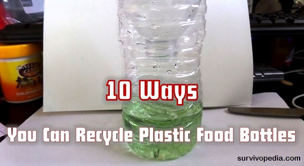 Survivopedia plastic bottles