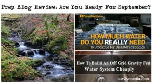 Prep Blog Review: Are You Ready For September?