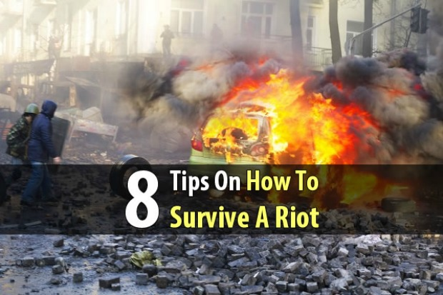 How To Survive A Riot