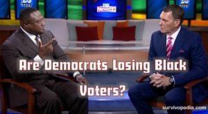 Democrats losing black voters