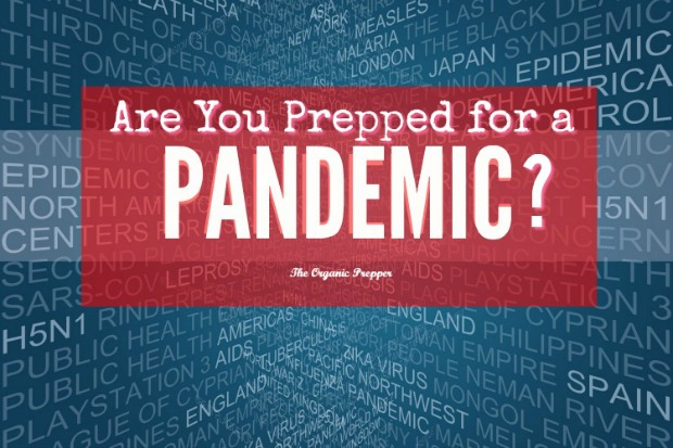 Are You Prepared For A Pandemic